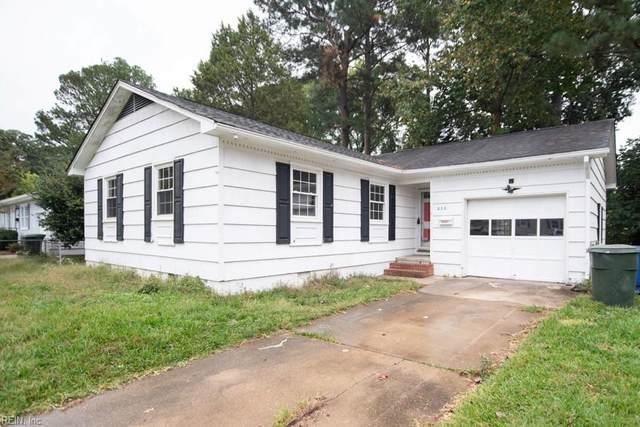 252 Benns Rd, Newport News, VA 23601 (#10406283) :: Rocket Real Estate