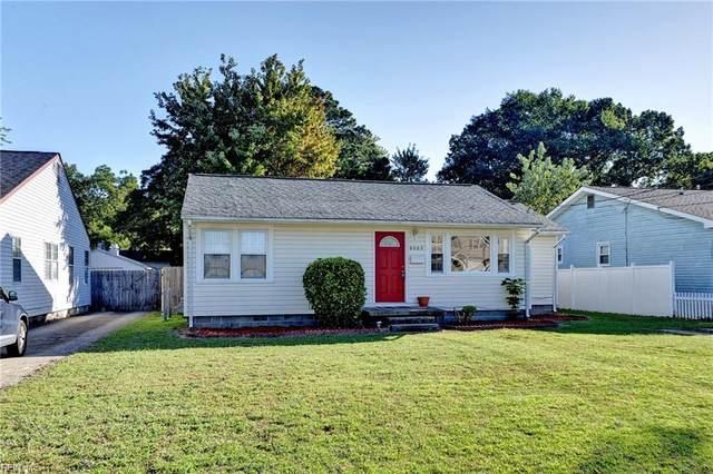 6002 Old Ave, Newport News, VA 23605 (#10406317) :: Atkinson Realty