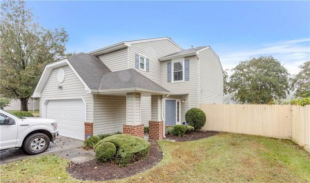 2813 Big Bend Dr, Chesapeake, VA 23321 (#10406332) :: Berkshire Hathaway HomeServices Towne Realty