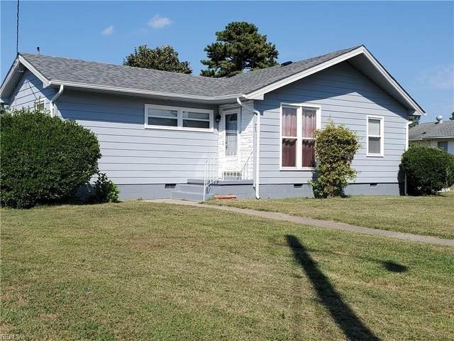 902 Hancock Ave, Portsmouth, VA 23701 (#10406350) :: Berkshire Hathaway HomeServices Towne Realty