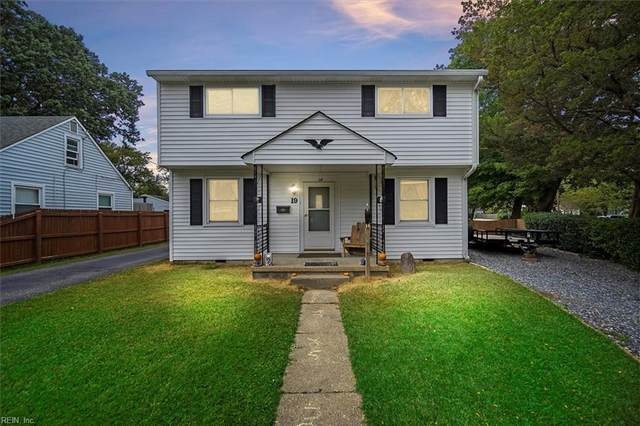 19 E Lamington Rd, Hampton, VA 23669 (#10406351) :: Abbitt Realty Co.
