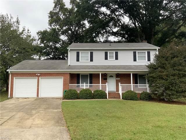 105 Waltham Cir, Newport News, VA 23608 (#10406363) :: Avalon Real Estate