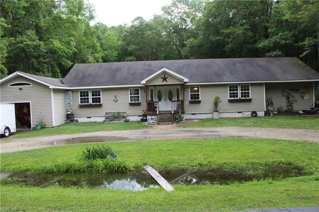 2009 Darden St, Chesapeake, VA 23322 (#10406364) :: Verian Realty