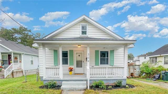 304 Brook Ave, Suffolk, VA 23434 (#10406367) :: Austin James Realty LLC