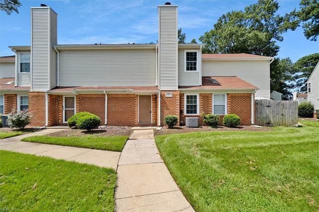 203 Quarter Trl H, Newport News, VA 23608 (#10406369) :: Rocket Real Estate