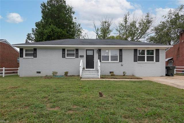 213 Cellardoor Ct, Hampton, VA 23666 (MLS #10406377) :: AtCoastal Realty