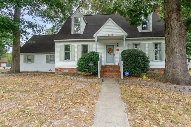 2336 Southern Pines Dr, Chesapeake, VA 23323 (#10406383) :: Verian Realty