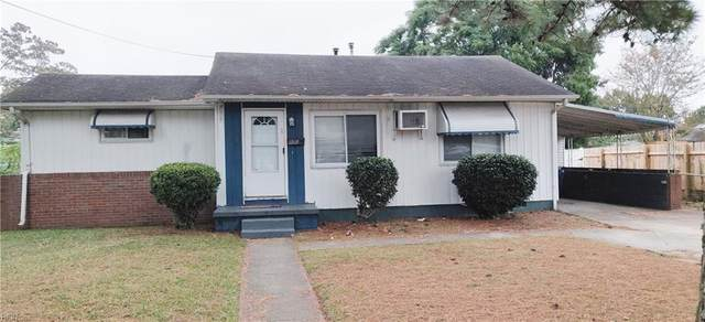 1615 Spectator St, Portsmouth, VA 23701 (#10406386) :: Berkshire Hathaway HomeServices Towne Realty