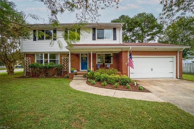 5403 Greenefield Dr S, Portsmouth, VA 23703 (#10406397) :: RE/MAX Central Realty