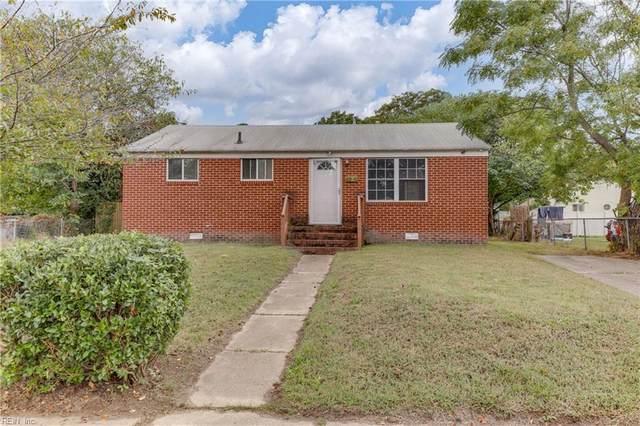 83 Calvary Ter, Hampton, VA 23666 (#10406410) :: Berkshire Hathaway HomeServices Towne Realty