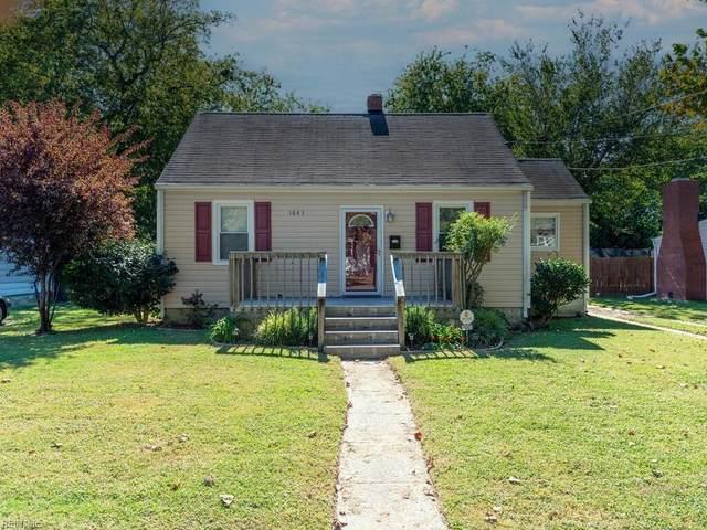 1643 Croyden Rd, Norfolk, VA 23503 (#10406436) :: Rocket Real Estate