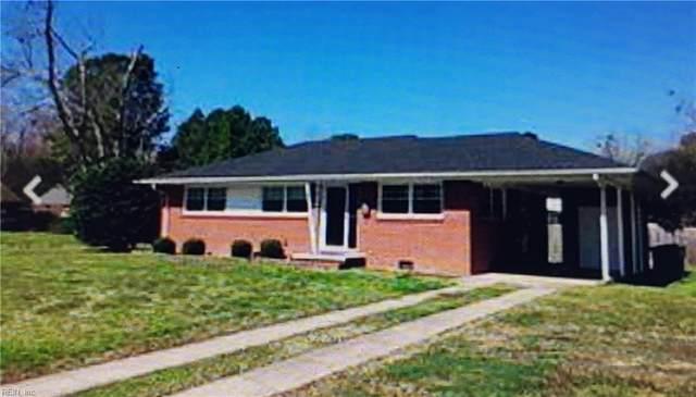 1 Burke Ave, Newport News, VA 23601 (#10406453) :: Berkshire Hathaway HomeServices Towne Realty