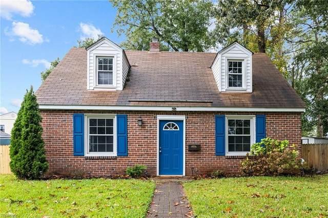 925 Dogwood Ter, Norfolk, VA 23502 (#10406532) :: Atlantic Sotheby's International Realty
