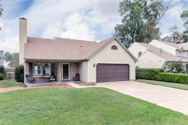 10 Paquette Ct, Hampton, VA 23666 (#10406549) :: Berkshire Hathaway HomeServices Towne Realty