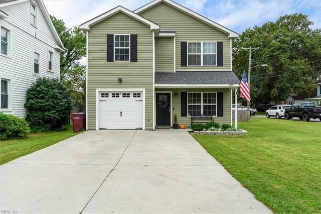 809 Wingfield Ave, Chesapeake, VA 23325 (#10406551) :: Verian Realty