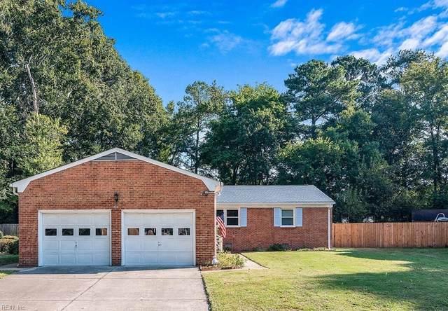 346 Brunell Drive, Hampton, VA 23666 (MLS #10406561) :: AtCoastal Realty