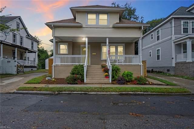 316 Poplar Ave, Norfolk, VA 23523 (#10406563) :: Berkshire Hathaway HomeServices Towne Realty