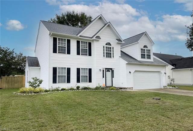 91 Red Robin Turn, Hampton, VA 23669 (#10406575) :: Austin James Realty LLC