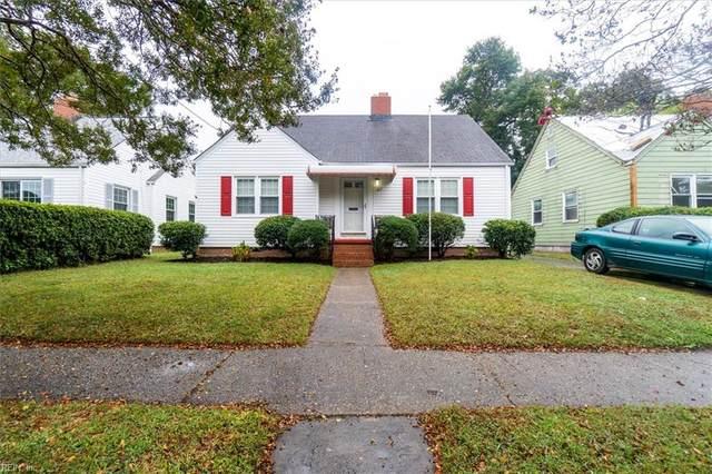 417 E Randall Ave, Norfolk, VA 23503 (#10406577) :: RE/MAX Central Realty