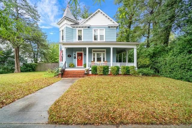 1408 Lafayette Blvd, Norfolk, VA 23509 (#10406584) :: Atkinson Realty