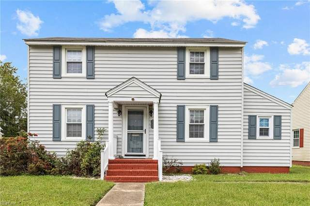 222 Chesterfield Rd, Hampton, VA 23661 (#10406588) :: RE/MAX Central Realty