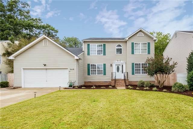 249 Sherbrooke Dr, Newport News, VA 23602 (#10406589) :: Avalon Real Estate