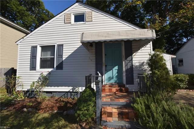 532 E Gilpin Ave, Norfolk, VA 23503 (#10406590) :: Verian Realty