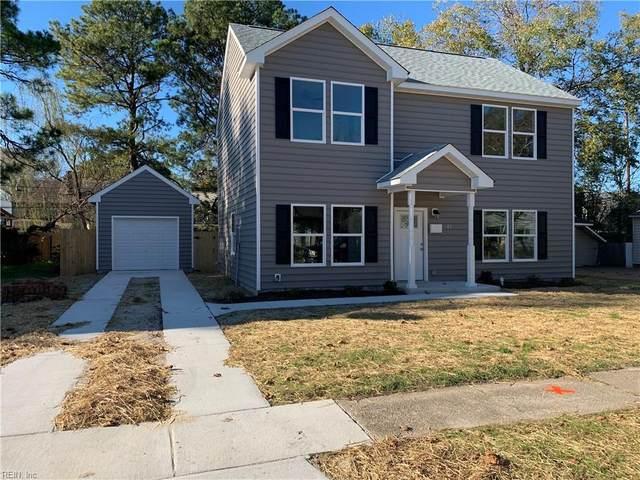 2412 Richmond Ave, Portsmouth, VA 23704 (#10406623) :: Avalon Real Estate