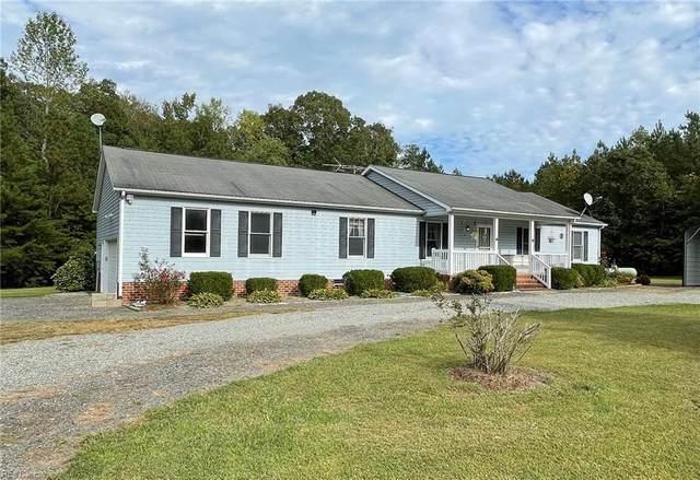 7965 Dutton Rd, Gloucester County, VA 23061 (#10406625) :: Atkinson Realty