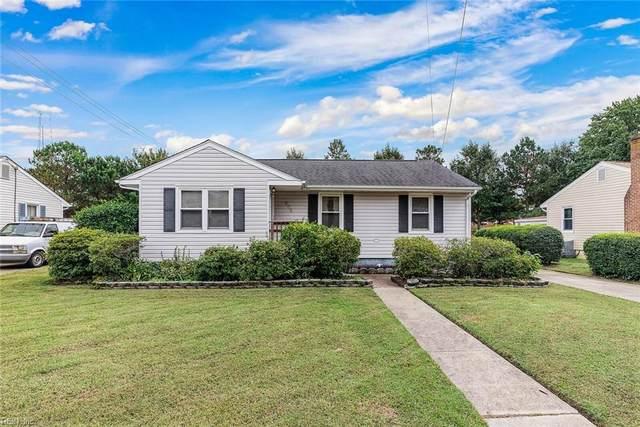 606 Woodfin Rd, Newport News, VA 23605 (#10406644) :: Verian Realty