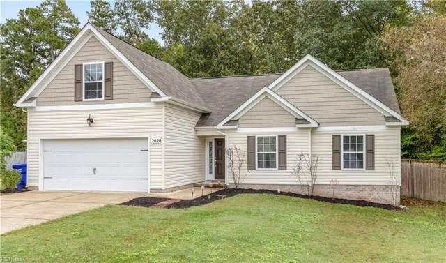 2020 Mill Lake Rd, Suffolk, VA 23434 (#10406692) :: Verian Realty