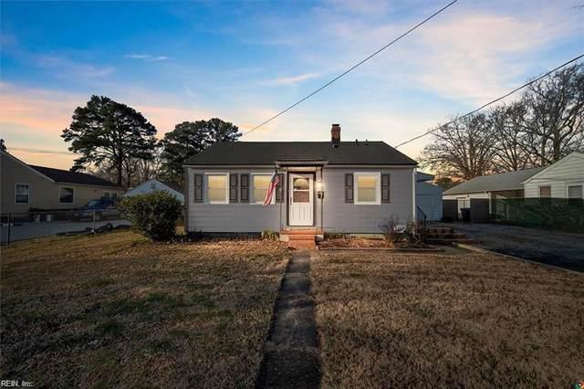 5917 Wickham Ave, Newport News, VA 23605 (#10406703) :: Austin James Realty LLC