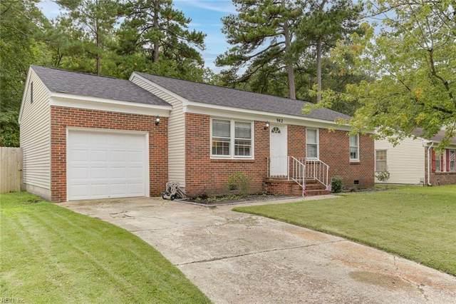 942 Red Oak Cir, Newport News, VA 23608 (#10406706) :: Verian Realty