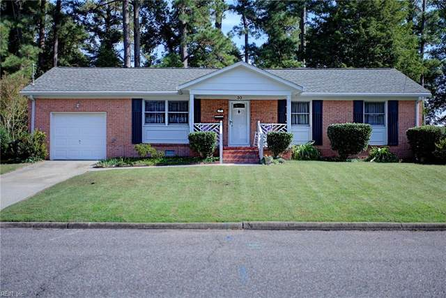 30 Huguenot Rd, Newport News, VA 23606 (#10406712) :: Austin James Realty LLC