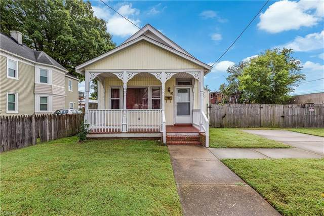 10 Booker St, Hampton, VA 23663 (#10406737) :: Berkshire Hathaway HomeServices Towne Realty