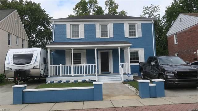105 Barksdale Rd, Hampton, VA 23669 (#10406740) :: Berkshire Hathaway HomeServices Towne Realty
