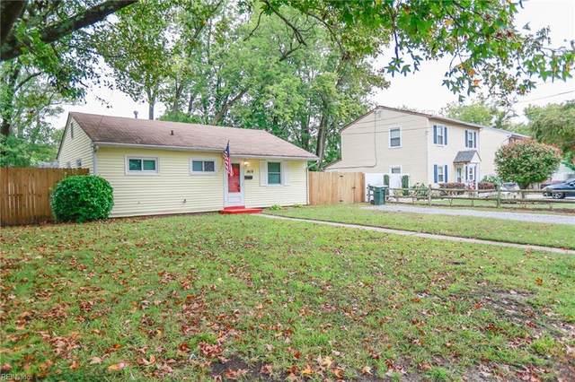 1419 Woodcrest Dr, Hampton, VA 23663 (#10406748) :: Berkshire Hathaway HomeServices Towne Realty