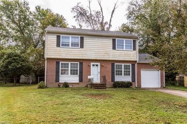 120 Bosun Ct, Newport News, VA 23602 (#10406750) :: Abbitt Realty Co.