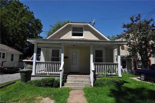 133 South Ave, Newport News, VA 23601 (#10406769) :: Austin James Realty LLC
