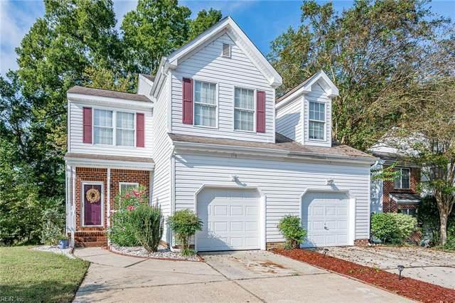 115 Creekshire Cres, Newport News, VA 23603 (#10406788) :: Berkshire Hathaway HomeServices Towne Realty