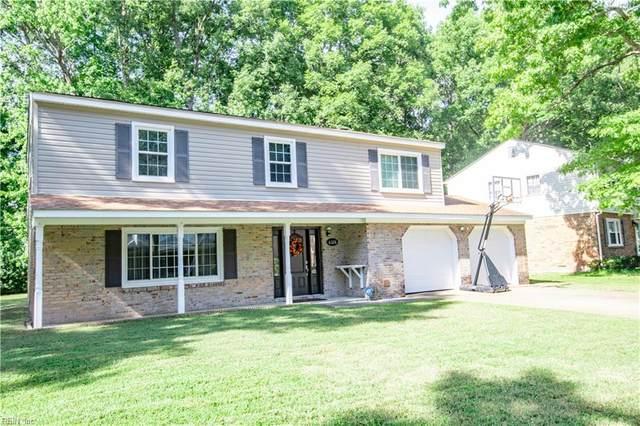 6328 Chestnut Hill Rd, Virginia Beach, VA 23464 (#10406805) :: Team L'Hoste Real Estate