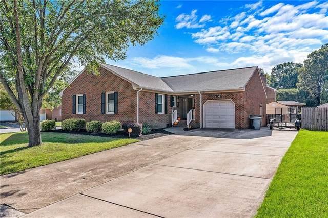 26 Phyllis Ln, Hampton, VA 23666 (#10406809) :: Atkinson Realty