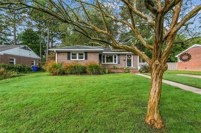 9 Burnham Pl, Newport News, VA 23606 (#10406820) :: Atkinson Realty