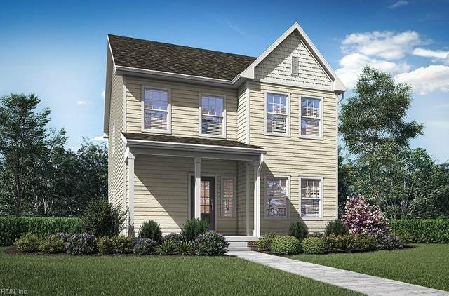 1504 Waltham Ln, Newport News, VA 23608 (#10406871) :: Verian Realty