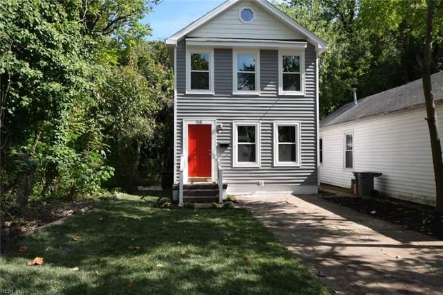 25 Bacon St, Hampton, VA 23669 (#10406876) :: Avalon Real Estate