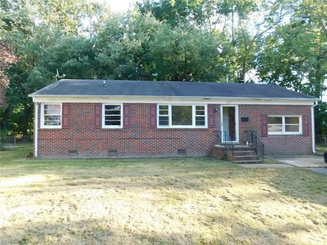 5003 Hillsboro Ct, Hampton, VA 23605 (#10406899) :: Austin James Realty LLC