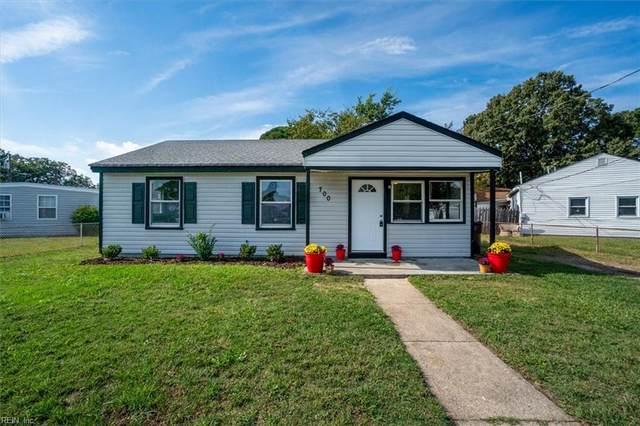 700 Stalham Rd, Chesapeake, VA 23325 (#10406927) :: Atkinson Realty