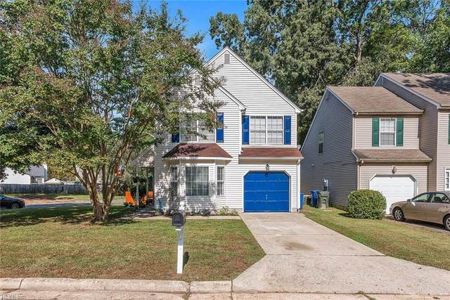 301 Windy Ridge Ln, Newport News, VA 23602 (#10406933) :: Avalon Real Estate