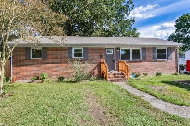 722 Harpersville Rd, Newport News, VA 23601 (#10406941) :: Atkinson Realty