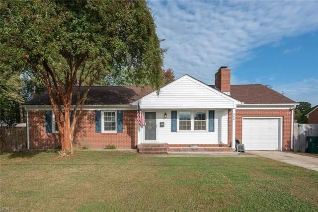 558 Colony Rd Rd, Newport News, VA 23602 (#10406991) :: Abbitt Realty Co.
